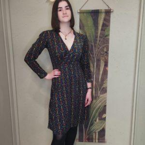 robe courte manche longue princesse nomade
